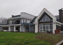 Частный Дом Калинградская область Поставка материала PERFECTO TRAVERTINO