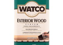 Watco Exterior Wood